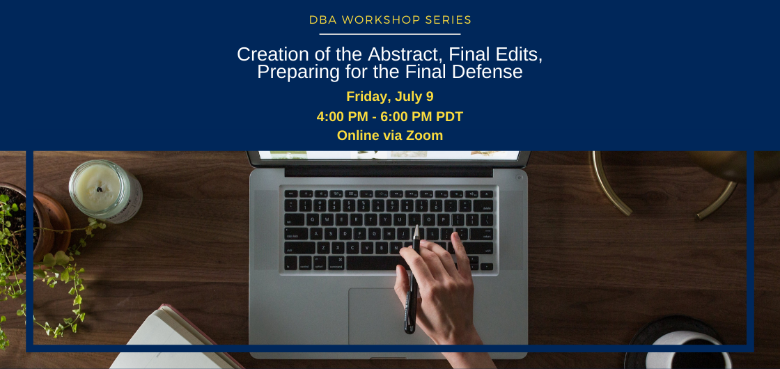 DBA-workshop